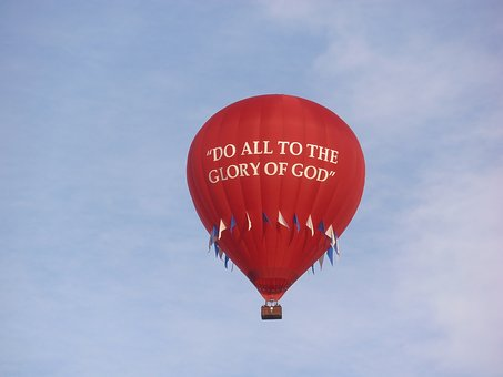 hot-air-balloon-glory of God